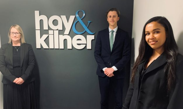 Fab Four Win Promotions At Hay & Kilner Law Firm