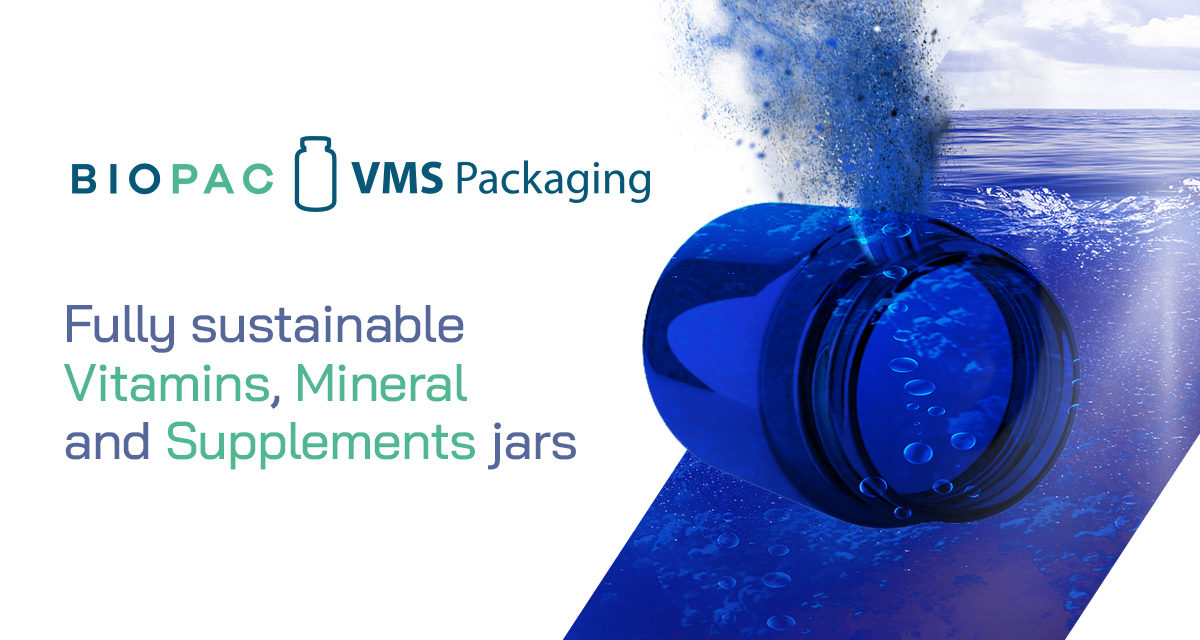 Lifestyle Packaging launches innovative range of biodegradable VMS packaging