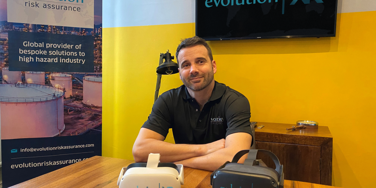 Teesside tech firm using VR and AR to grow