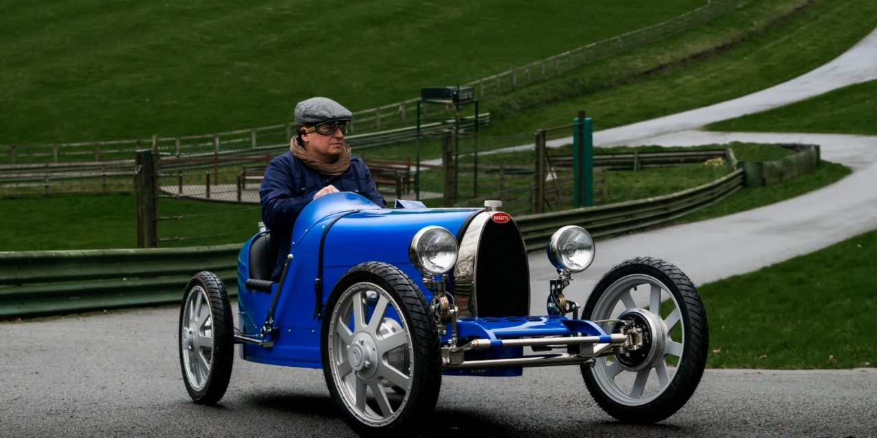 Bugatti Baby II gets the Bugatti Owners' Club stamp of approval | North East Connected