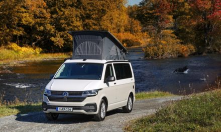 ORDER BOOKS OPEN FOR NEW VOLKSWAGEN CALIFORNIA 6.1 BEACH MODEL