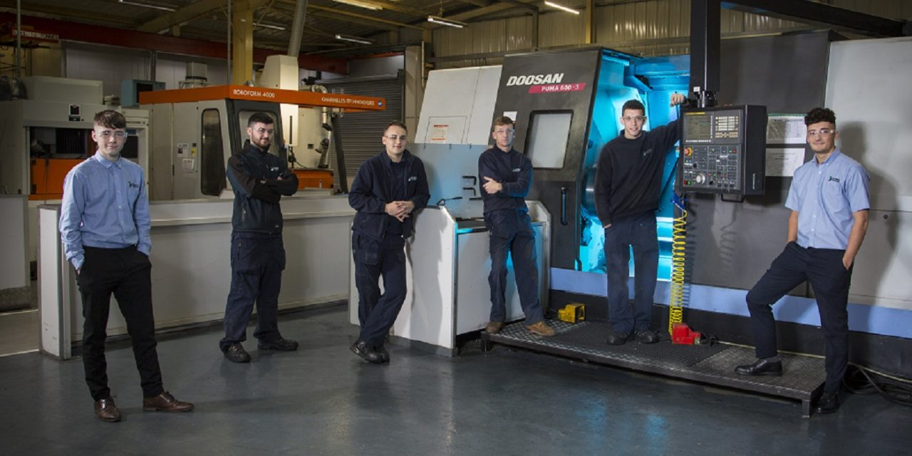 Express Engineering invests in apprentices to help drive growth