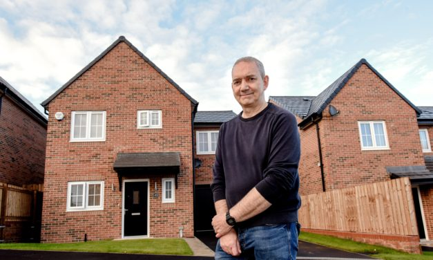 New-build home helps John stay in Seaham