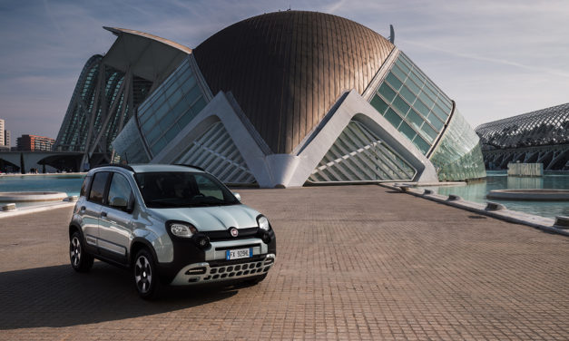 Panda dips its toe into hybrid motoring
