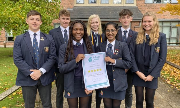 Award places Ripon Grammar among top schools in the country