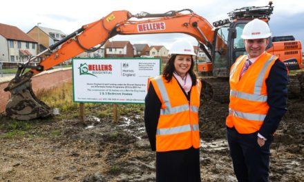Contracts in excess of £6m keep Hellens Group open for business in Tees Valley