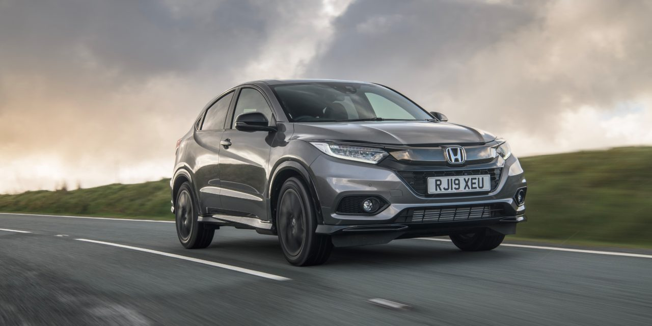 Back to the future in Honda's new HR-V