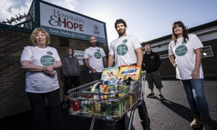 Tonnes of donations answer South Tyneside foodbank's urgent call