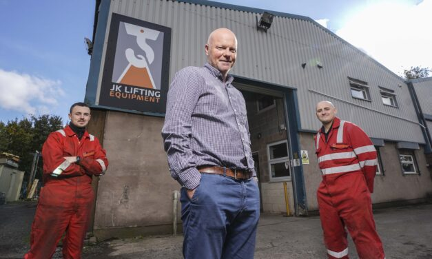 Specialist lifting firm invests in local talent following rising demand from offshore sector