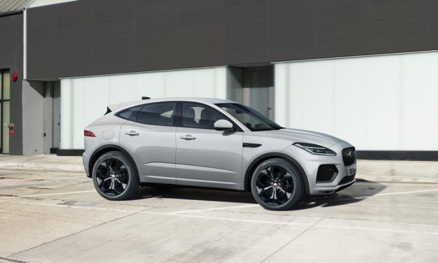 NEW JAGUAR E-PACE: DYNAMIC, ELECTRIFIED, CONNECTED
