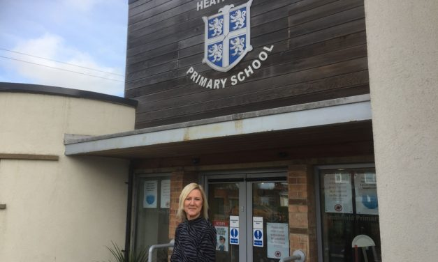 Experienced headteacher excited to be taking on new leadership role at Darlington schools