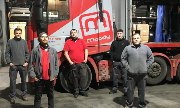 Moody Logistics MD Urges Transport Industry To Deliver More Driver Apprentiuceships