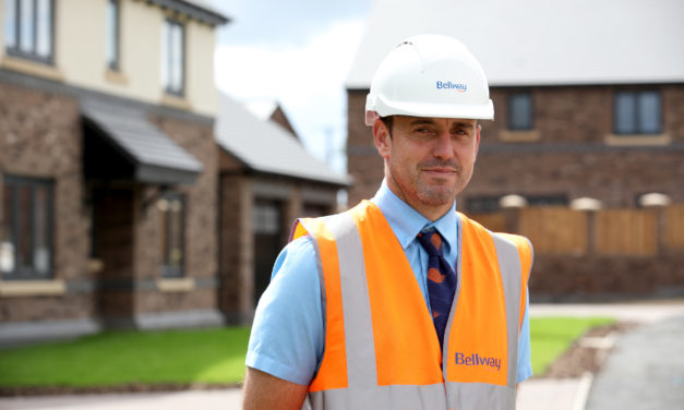 Medburn site manager scores hat-trick with third top honour