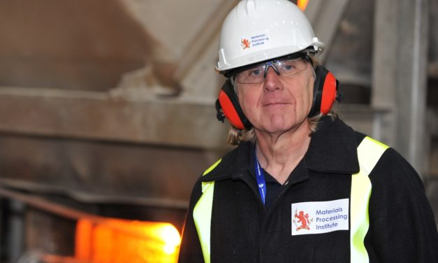 Materials Processing Institute appoints Director of Steel as part of major £22m research programme