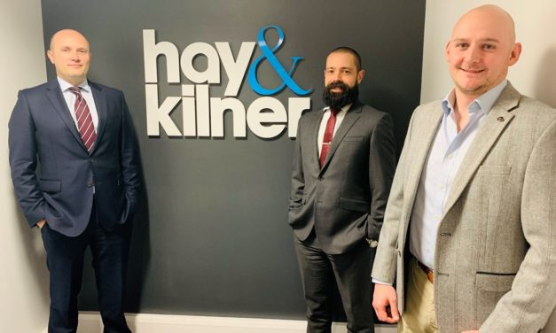 Jan And Richard Take Partner Positions With Hay & Kilner Law Firm