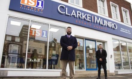 Two new staff make their home at Teesside estate agents