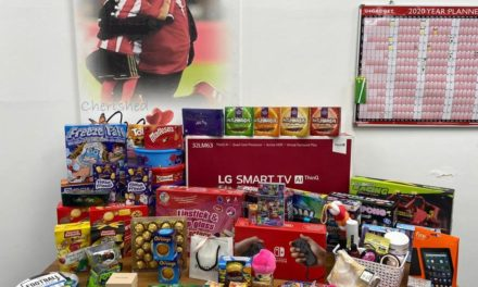 Bradley Lowery foundation offers a lucky supporter the chance to 'win Christmas'