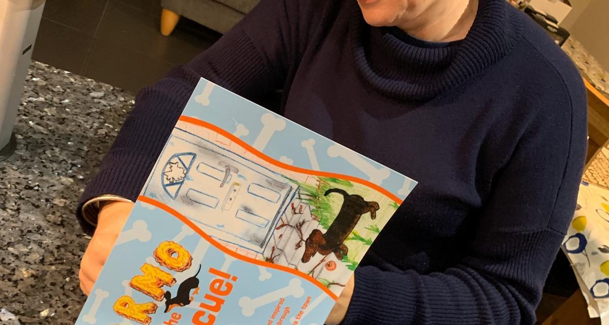 Dozens of children write lockdown history in newly published book