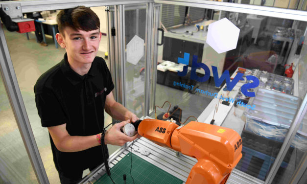 New apprenticeship starts up nearly a third at South West Durham Training