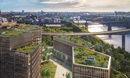 DPP secures planning approval for two regionally significant North East riverside regeneration projects