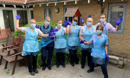 Newcastle Building Society Makes £46,000 Pandemic Donation To North East Hospices