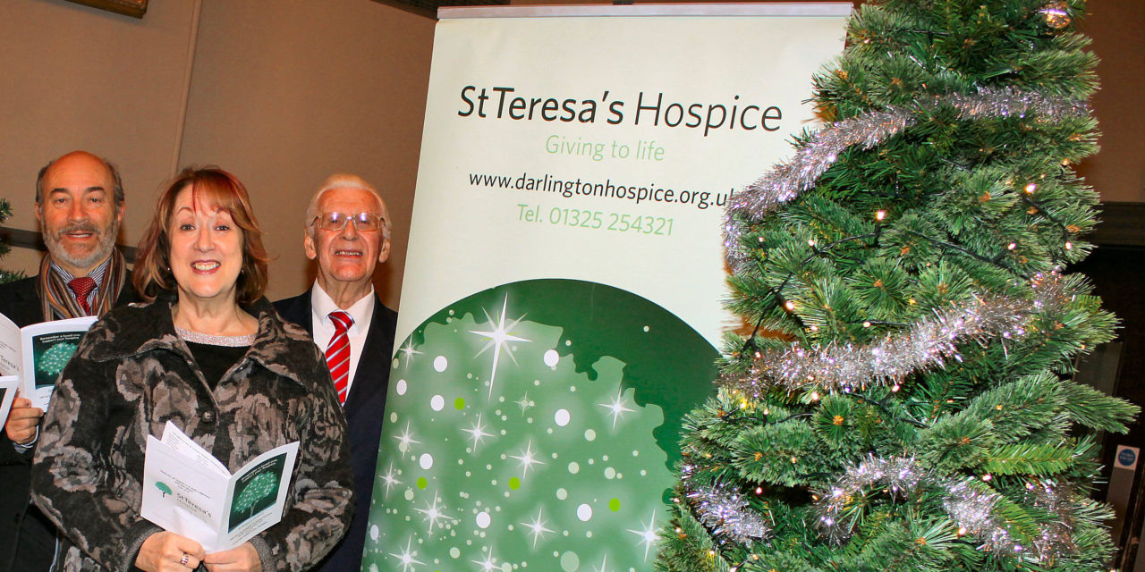 Hospice hoping to light up Christmas