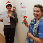 Santa rides to the rescue as hospice stops COVID stealing Christmas