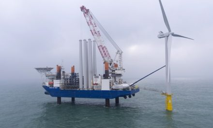 4,500 new green job potential planned for North East England's offshore wind supply chain