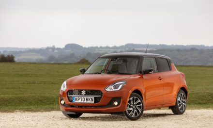 A SWIFT FACELIFT FOR 2021
