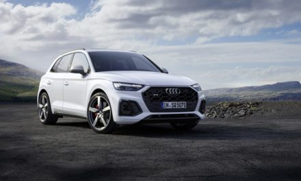 UPDATE FOR A TDI TITAN – THE NEW GENERATION AUDI SQ5