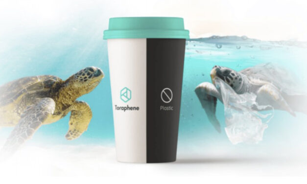 The first naturally biodegradable plastic packaging alternative containing graphene