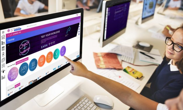 Students drive surge in demand for online learning