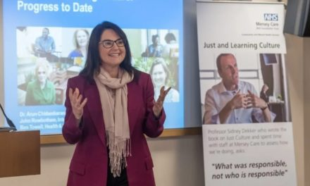 Transformative learning programme to improve workplace wellbeing and cut business costs