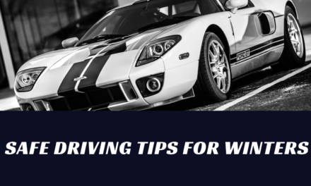 10 Tips For Driving Safely During Winters