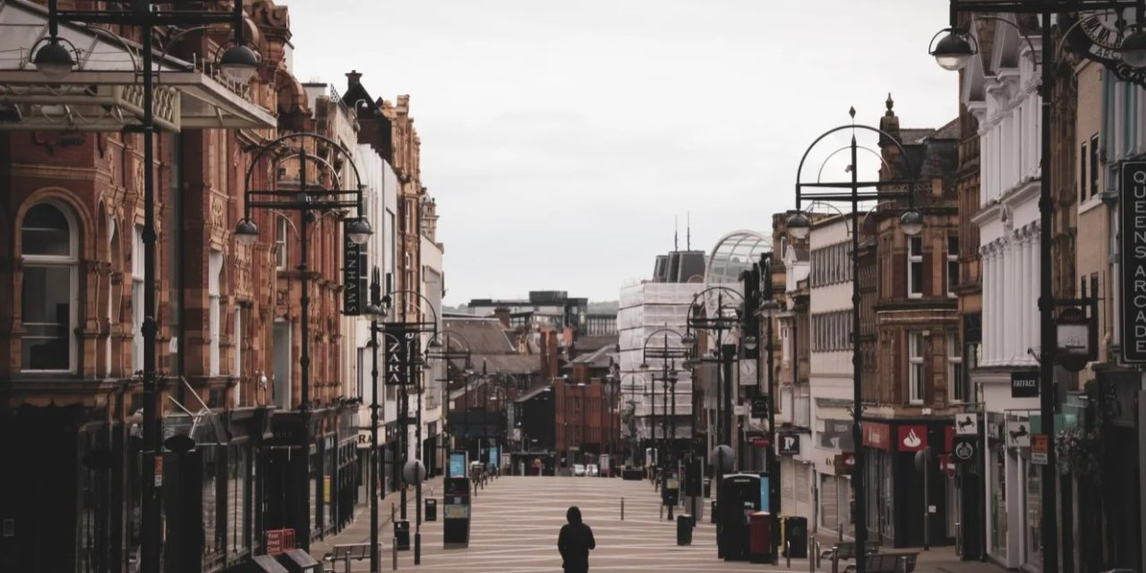 EXPERT COMMENT: Up to 40% of UK retail space is not needed – here's what can be done with it
