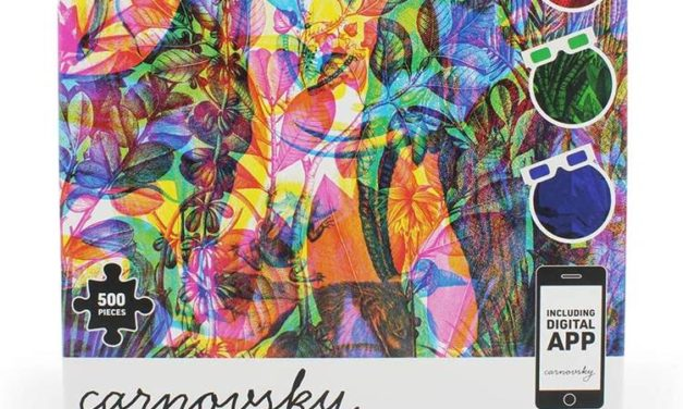Mesmerising Puzzles with Carnovsky