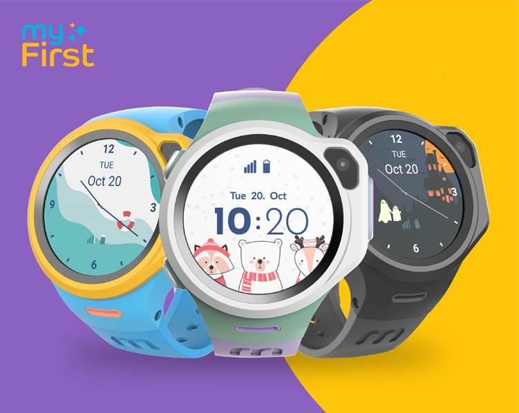 Be Smart with myFirst