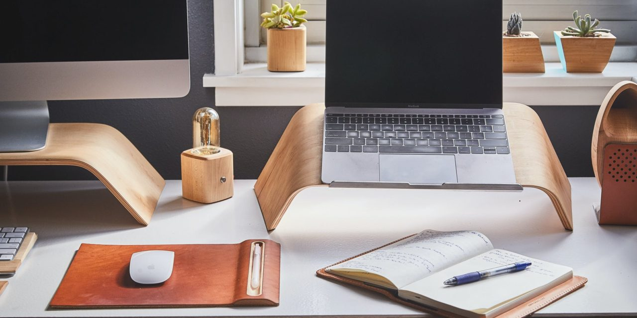 How to Turn a Tiny Room into a Well Organized Home Office