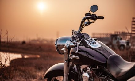 Is Filtering on a Motorcycle Illegal?
