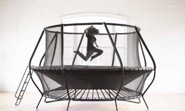 Trampolining Re-imagined!