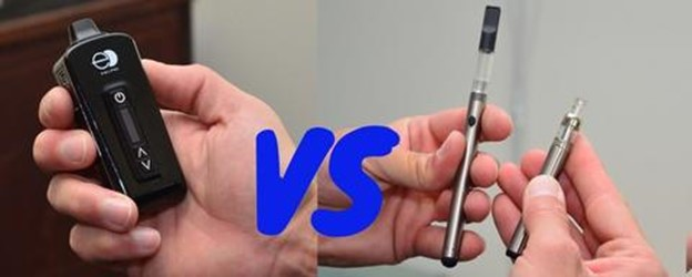 Comparing Dry Herb Vapes with Wax Pens