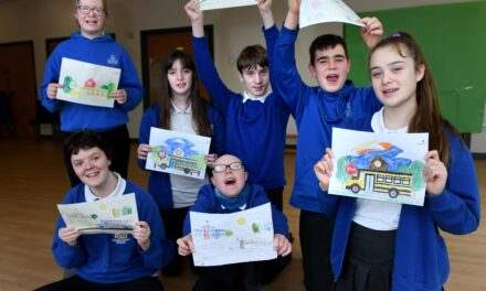 Housebuilder supports local children with £1,000 donation to Hexham Priory School