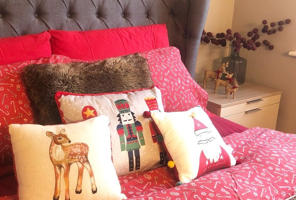 Christmas Bedding Trends 2020