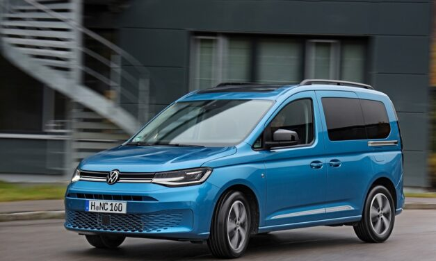 Pricing for Volkswagen Caddy passenger carriers announced