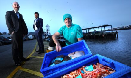 55 Fisheries Planning For North East Scale Up After Completing Caley Fisheries Buy-Back Deal