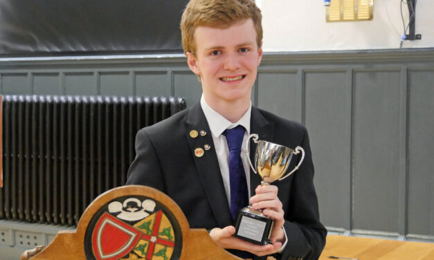 Barnard Castle old boy wins national award