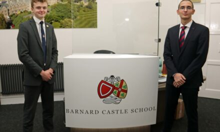 Barnard Castle School students win national debating competition