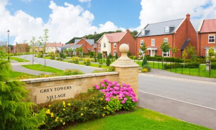 Local Barratt Developments' Site Manager recognised as best in the country