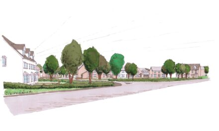 Plans Submitted For Proposed New Durham City Residential Development