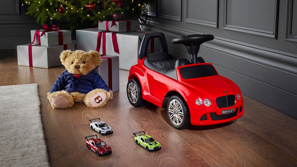 BENTLEY COLLECTION GIFTS TO DELIGHT FRIENDS AND LOVED ONES OF ALL AGES